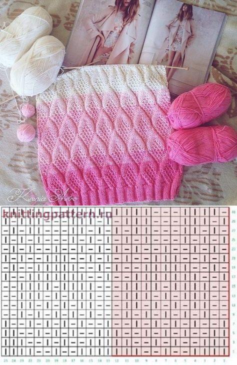 "Photo of Beiträge zum Thema ""Imitat Zöpfe, #beitrage #imitat #knittingmodelideas #thema…"