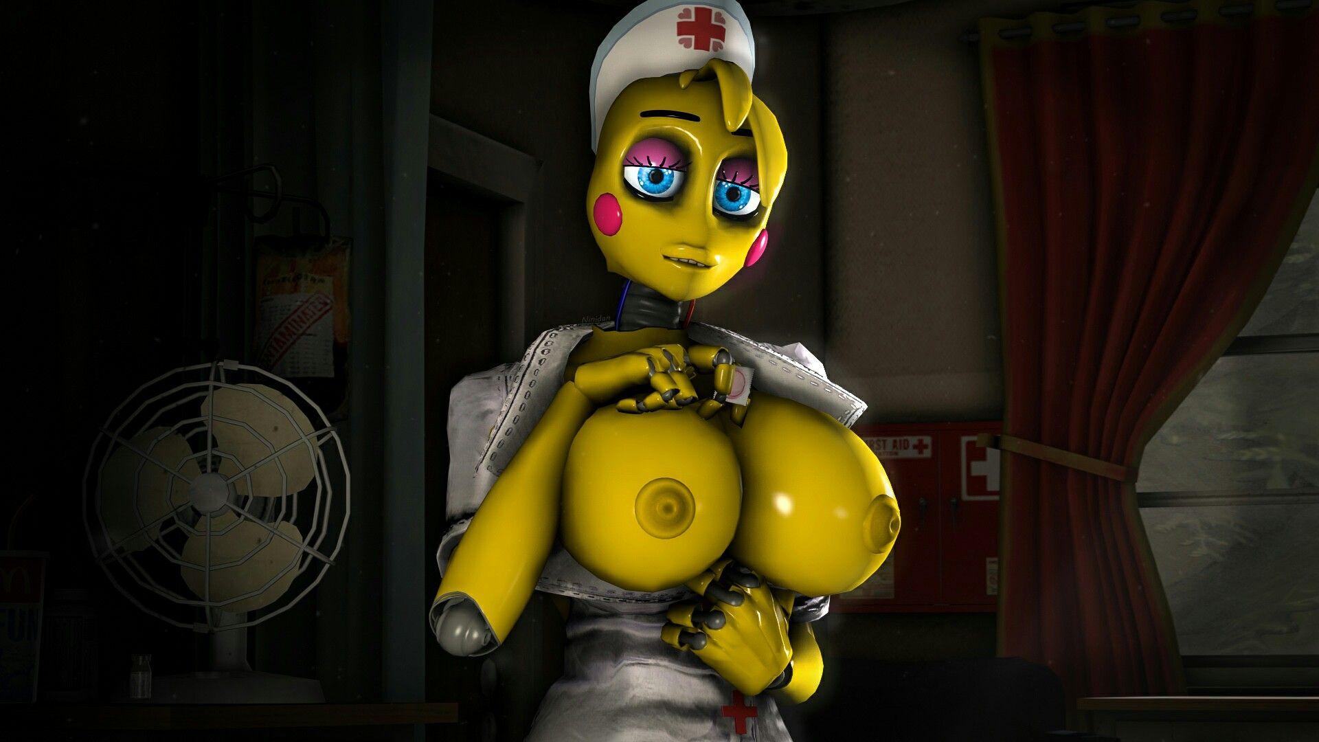 fnaf naked