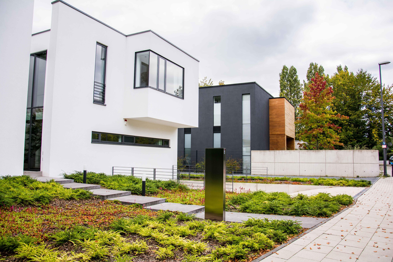 Hahnwald Koln Nordrhein Westfalen Architektur Zeitgenossische Architektur Wohnen