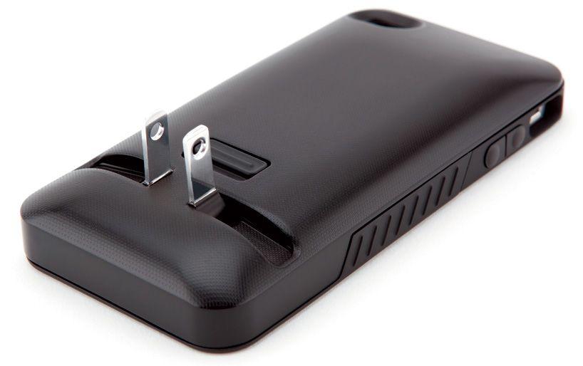 juicetank iPhone charger case