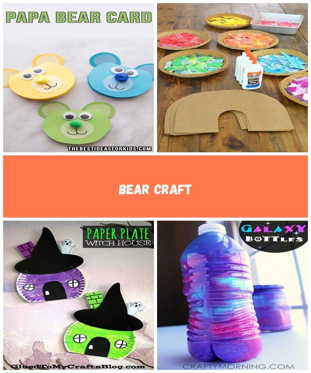 Bear Craft Bear Crafts Crafts Preschool Crafts