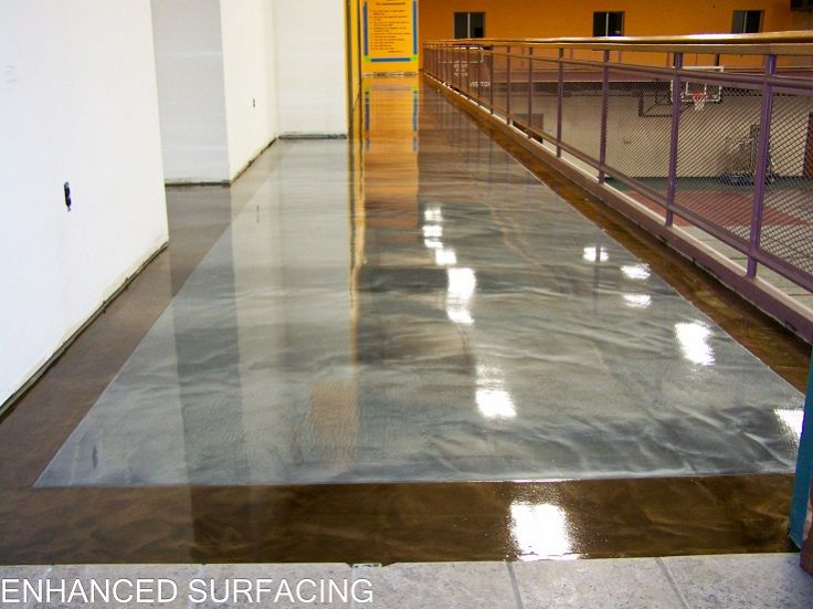 epoxy flooring metallic toledo oh water design concept pinterest. Black Bedroom Furniture Sets. Home Design Ideas