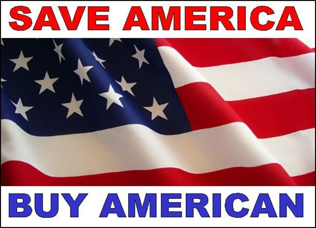 Image result for BUY AMERICAN