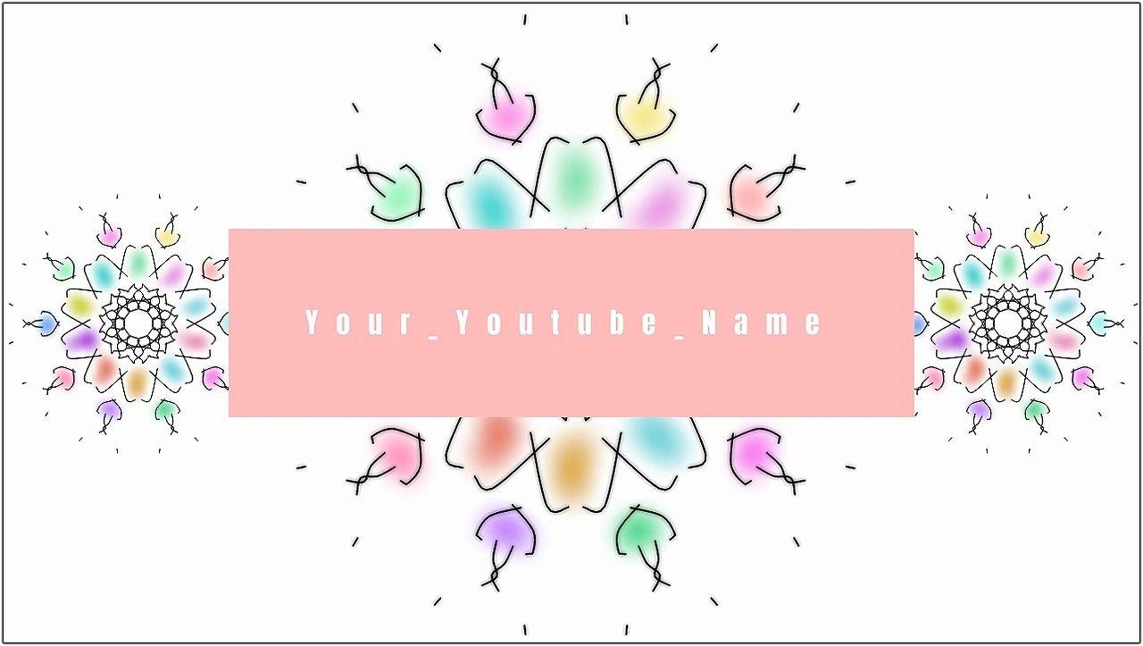 Youtube Channel Art Template Customize With Gravit Designer A Free Cross Platform Design Tool Easily Edit The T Youtube Channel Art Channel Art Art Template