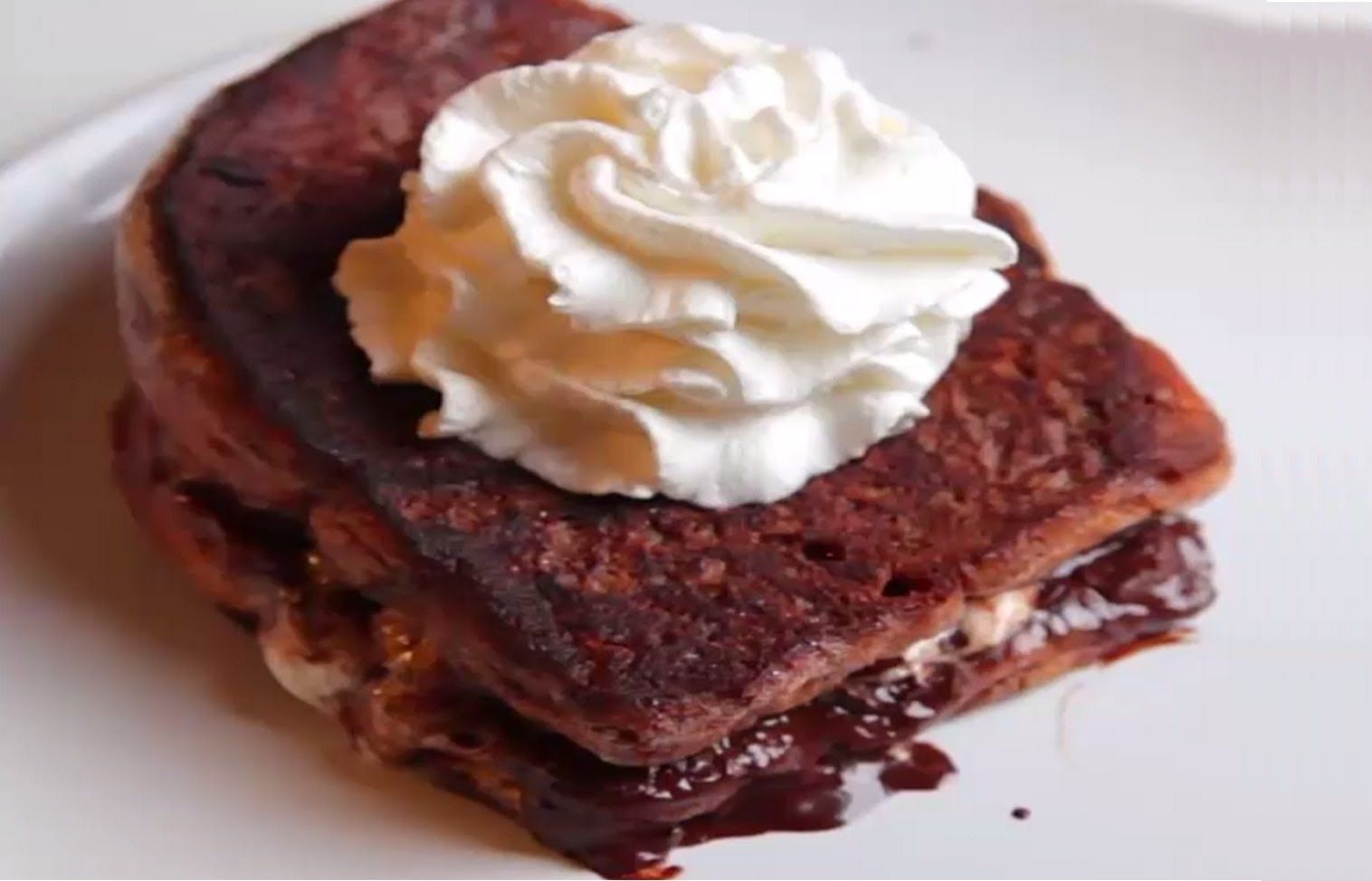 Traditional Hot Chocolate French Toast - How to Make Hot Chocolate ...
