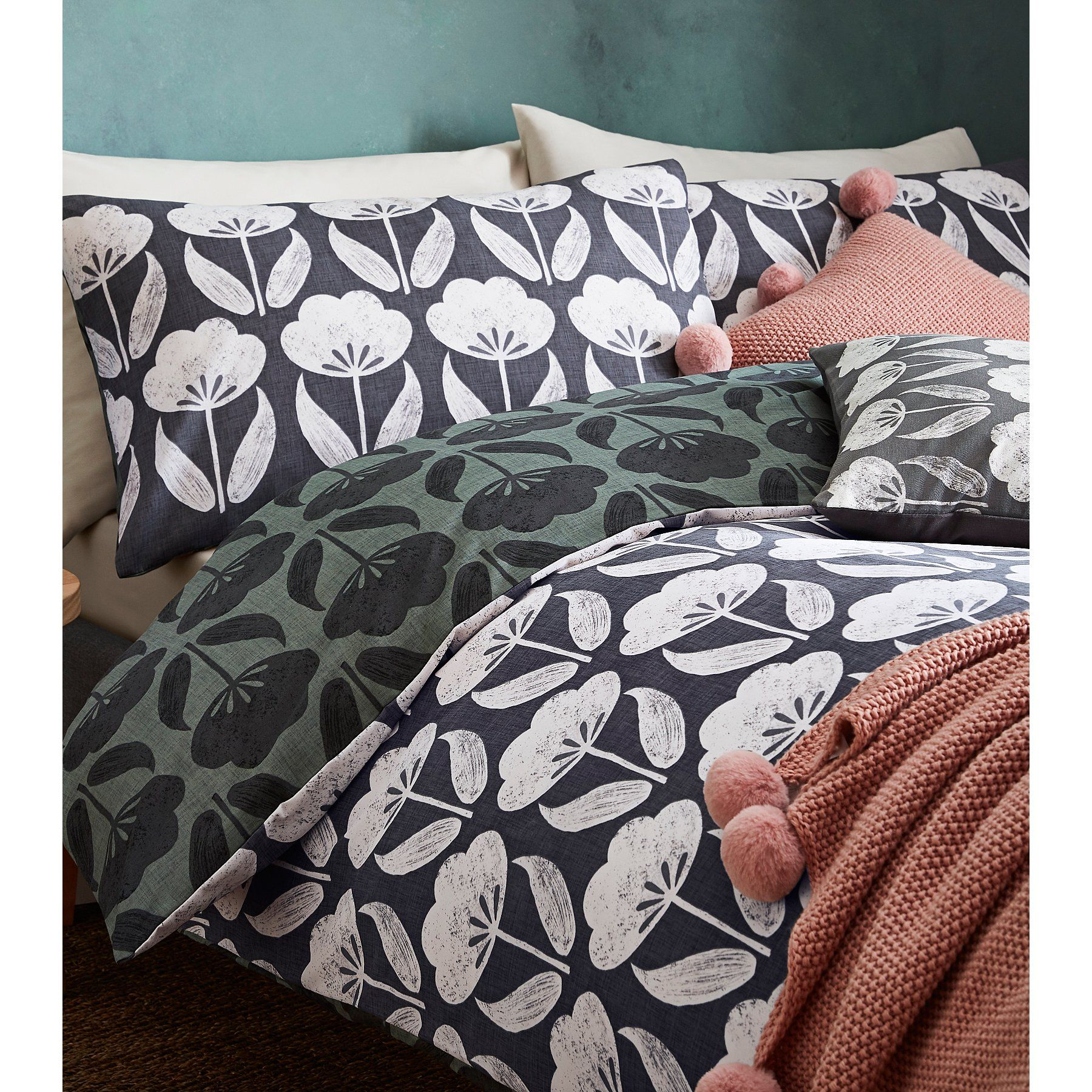 Floral Bedding Collection | Duvet Covers | George at ASDA ...