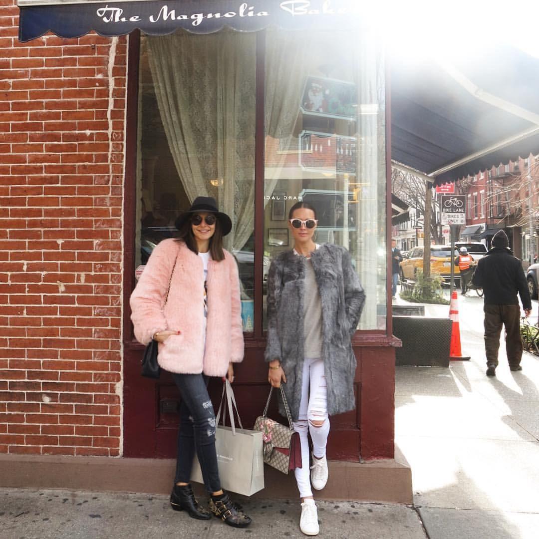 "clementinemcveigh på Instagram: ""MAGNOLIA BAKERY  #magnolia #divine #nyc #bleeker @marina_didovich"""