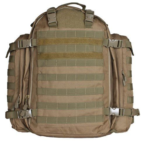 Fox Outdoor Products Modular Field Pack Coyote * Learn more by visiting the image link.