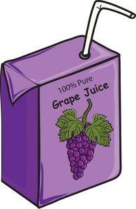 Juice Box Chuck Juice Boxes Food Clipart Juice