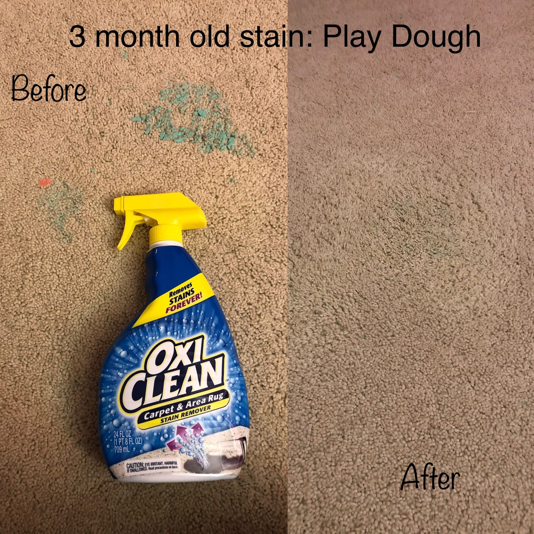 How Do You Remove Playdough Stain From Carpet Www