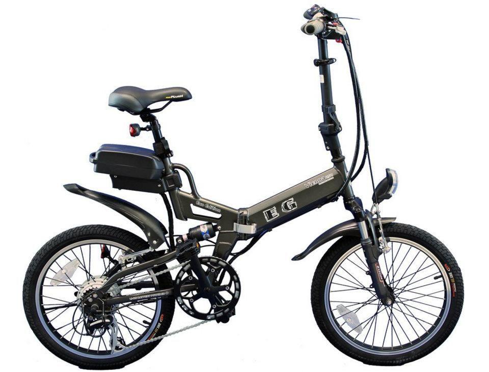 EG Vienna 250 electric bike. More info here: http://www.eco-wheelz.com/catalog/eg-vienna-250-folding-bike-p-224.php