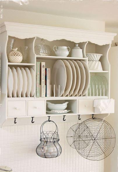 Little Emma English Home A kitchen like this koky Pinterest - estantes para cocina