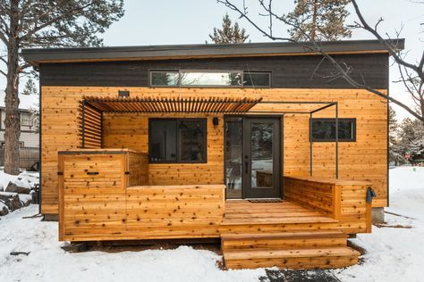 The Incredible Hiatus Tiny House Built For Tiny Cottage