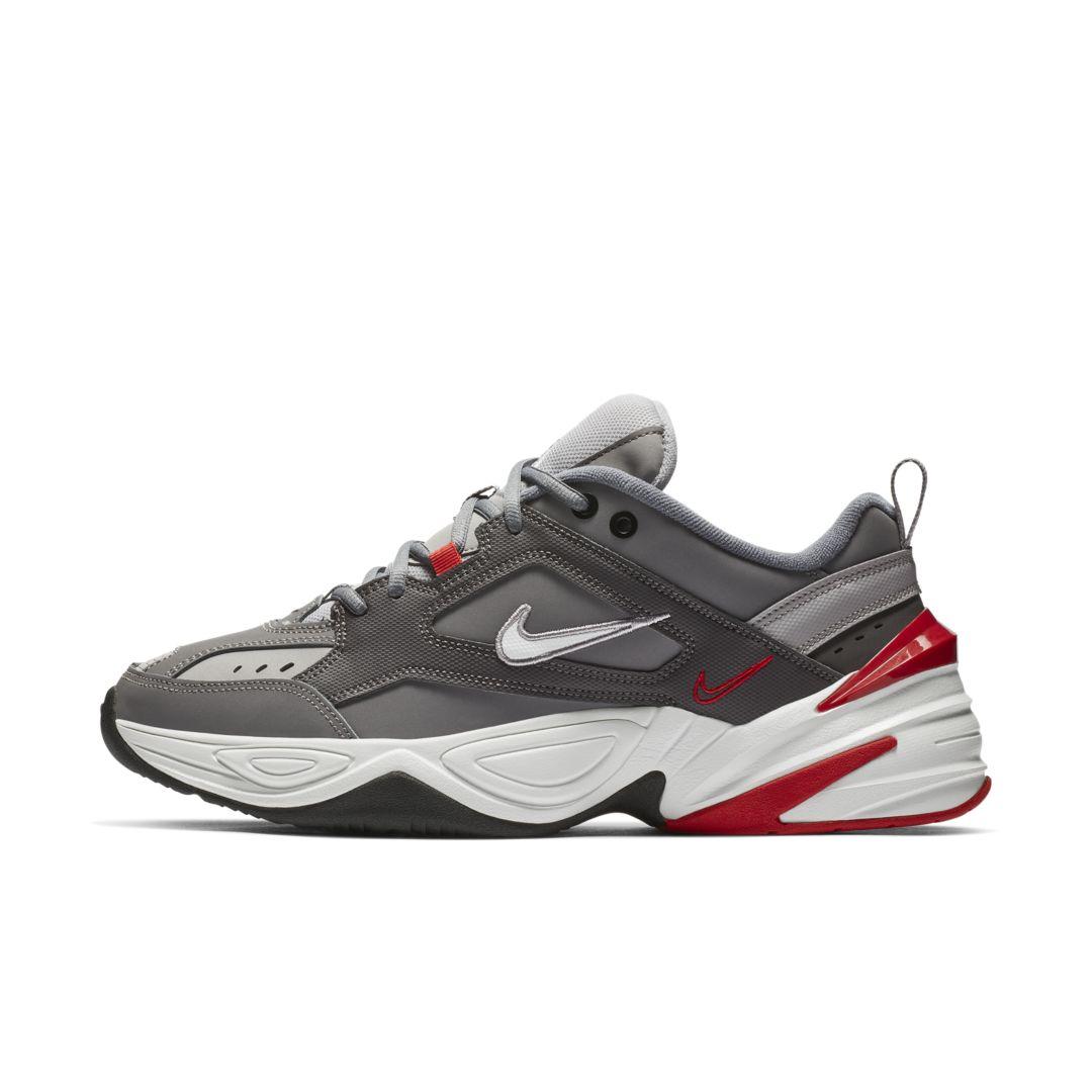 Nike M2k Tekno Men S Shoe Size 9 5 Gunsmoke Mens Nike Shoes Men Shoes Size Sneakers