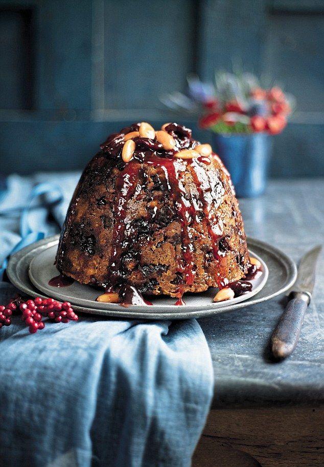 Cherry brandy christmas cake recipe
