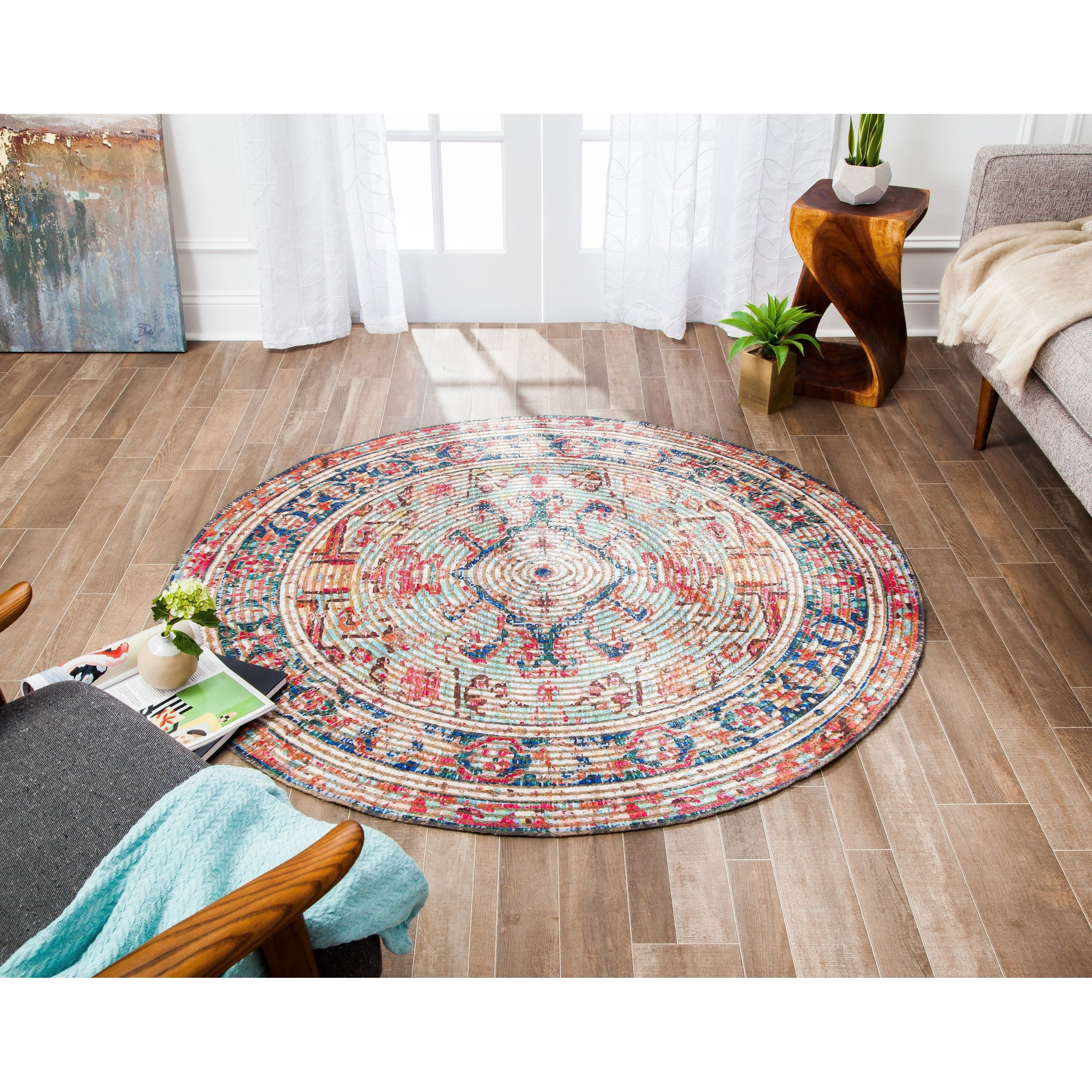 Jani Calo Distressed Red Jute Blend Rug 8 Blue Cotton Geometric Area Rugs Jute Area Rugs Antique Persian Carpet