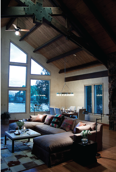 Sanctuary For John Mayer By Joy Moyler Interior Designer