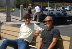 Cliff Garten and John Cook