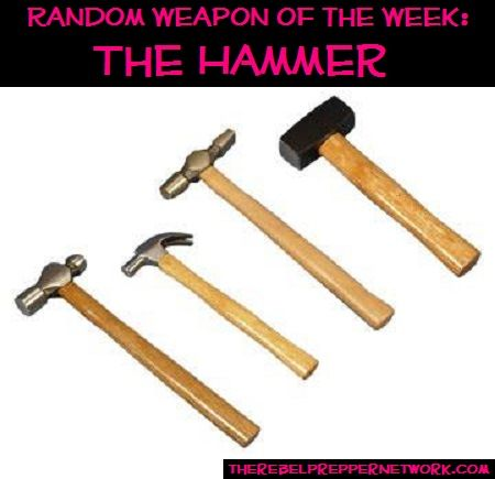 Random Weapon of the Week: The Hammer