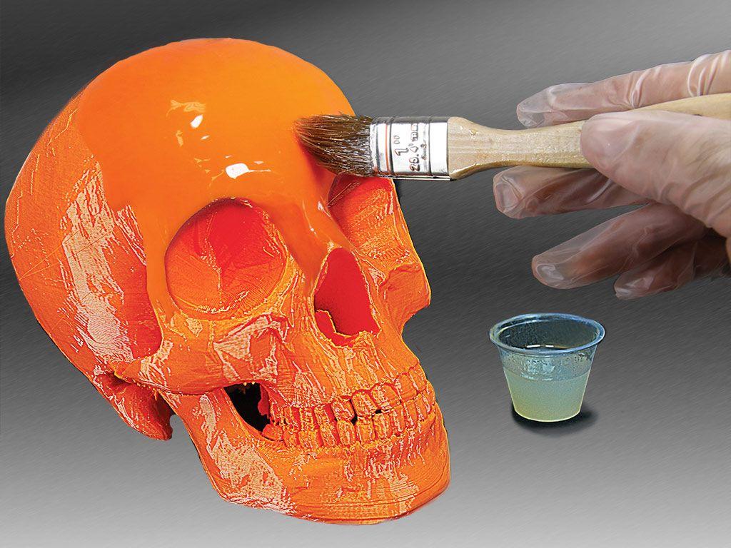 3D Printing finish/coating