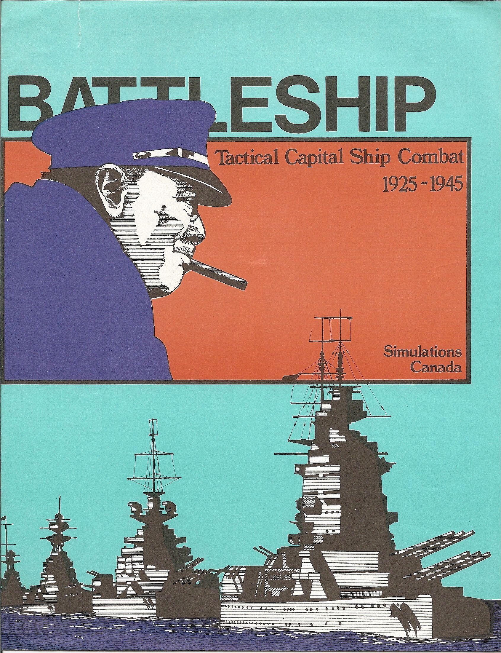 Battleship (first edition) Battleship, Capital ship