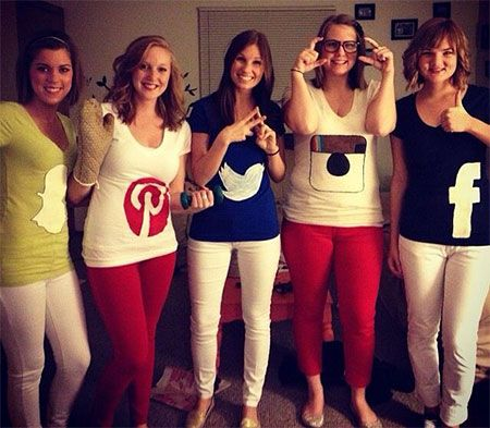 18-Best-Halloween-Costume-Ideas-For-Group-Of-Girls-2015-2 - halloween costume ideas for women 2016