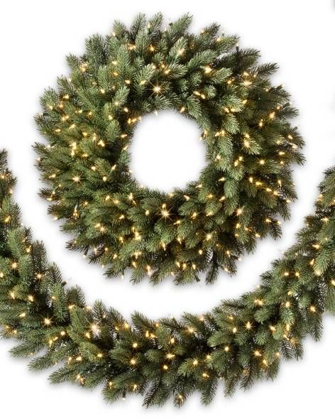Vermont White Spruce Ultrabright Foliage by Balsam Hill Christmas
