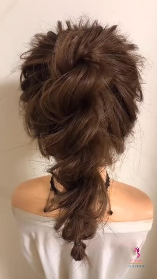 Hairstyle Tutorial 029
