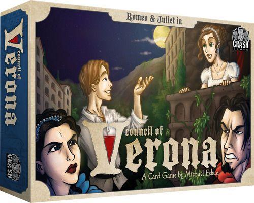 Datum : 28/10/2014 Plaats : Outpost (Brussel) Oordeel : Loveletterachtig spel, vooral te spelen met 3 à 5 personen, leuk voor de afwisseling voor demo's. Met 2 wint de persoon die meer lady's heeft dan de andere.in zijn begin hand.