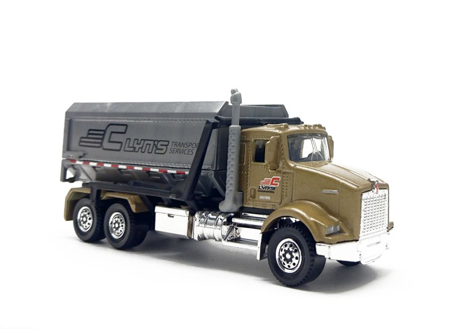 Matchbox Real Working KENWORTH T800 | Matchbox Real Working