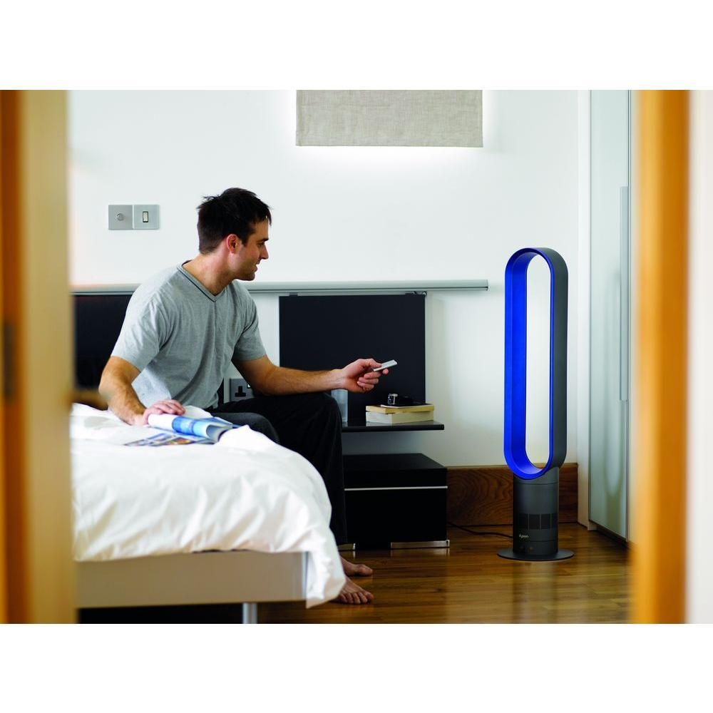 The Dyson Am02 Is A Tower Fan Featuring Dyson S Air Multiplier