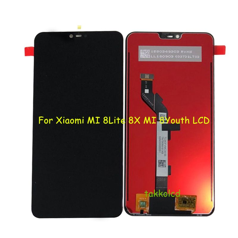 For Xiaomi Mi 8lite 8x Mi 8youth Lcd Xiaomi Lcd Touch Panel