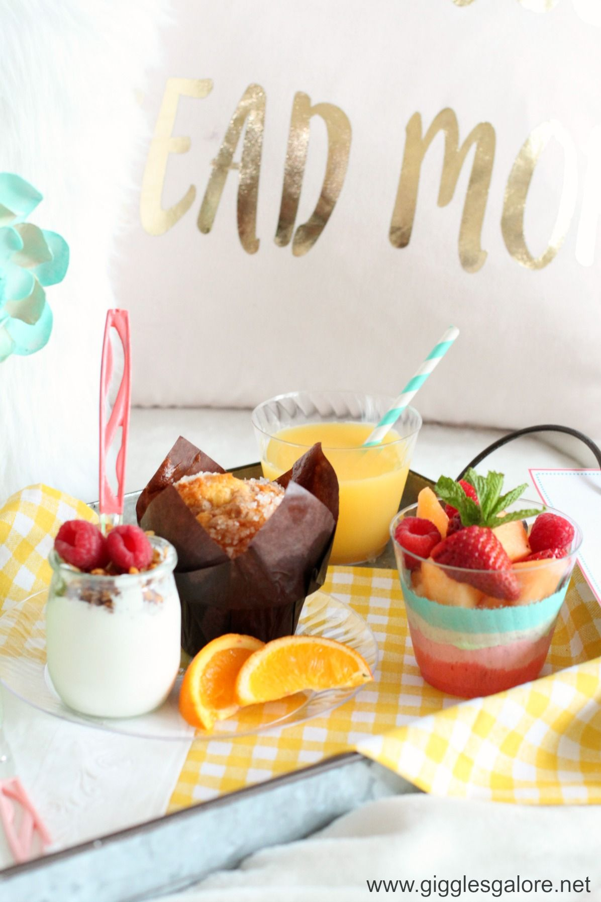 Moms You Deserve To Sleep In Planning Your Mother S Day Breakfast Bed Is Just One Click Away