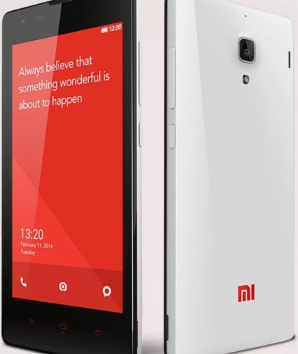 Download Xiaomi Redmi 1S Stock ROM-Firmware is the firmware