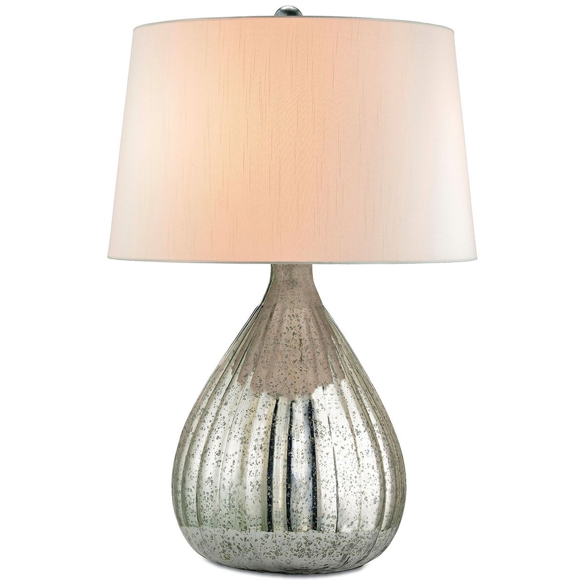 Currey Company Oxendale Table Lamp Cc 6206 Silver Table Lamps Table Lamp Design Beautiful Floor Lamps