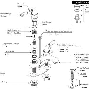 Enchanting Moen Kitchen Faucet Parts Diagram Including Delta For Size 1112  X 927 Bathroom Sink Faucet Gasket   Single Hole Bathroom Faucets Are  Available I