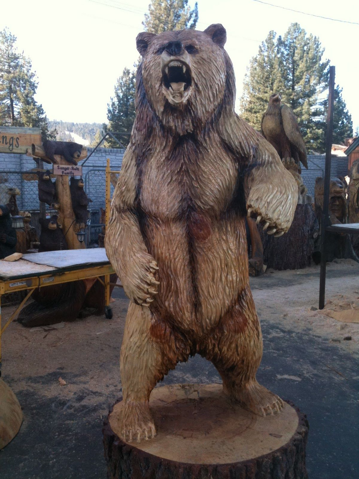 Pin by veralyn wall on chainsaw carving ideas pinterest