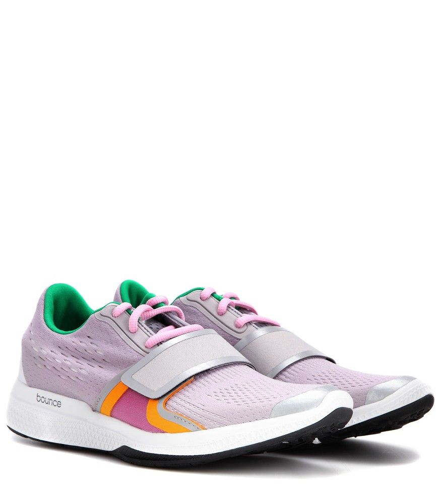 8e5a061953234 Adidas by Stella McCartney - Atani Bounce fabric sneakers - The bounce  technology in these Adidas by Stella McCartney sneakers gives them enduring  comfort.