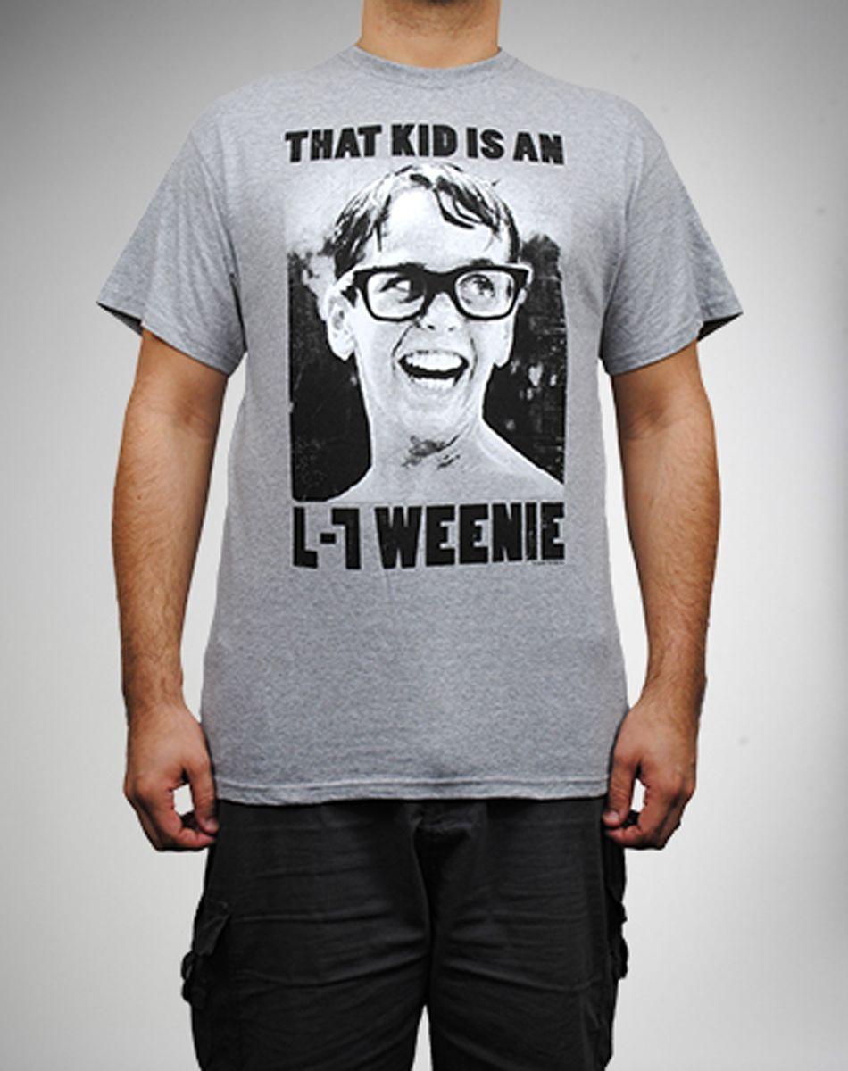 The Sandlot That Kid is an L7 Weenie Tee