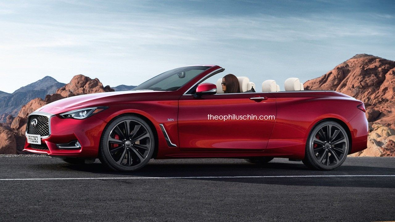 2019 Infiniti Q60 Coupe Convertible Release Date Price And Review Convertible Infiniti Coupe