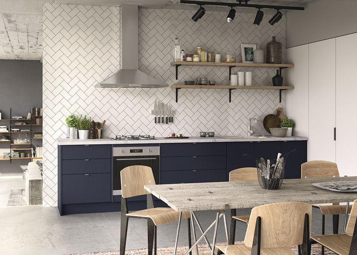 Kaboodleflatpackkitchendesignblogdarkandinky 700×500 Custom Kitchen Design Blog Design Decoration