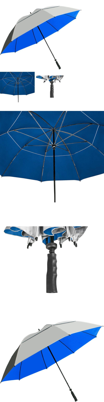 Golf Umbrellas 18933 Best 68u201d Uv Protection Windcheater Large Golf Umbrella Vented Canopy Silver  sc 1 st  Pinterest & Golf Umbrellas 18933: Best 68u201d Uv Protection Windcheater Large ...