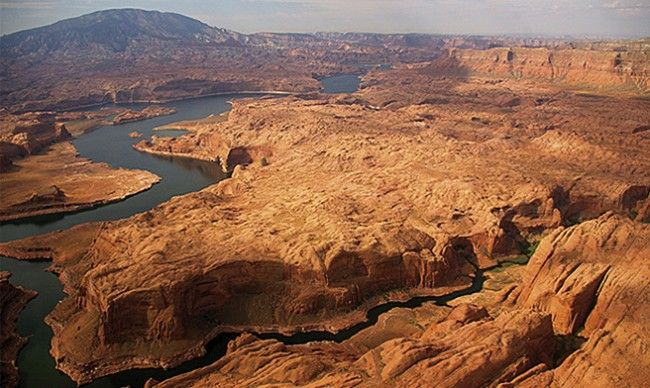 Glen Canyon National Recreation Area » Utah's Scenic Byway 12 - Your Guide to Attractions and Activities on Utah's Scenic Byways