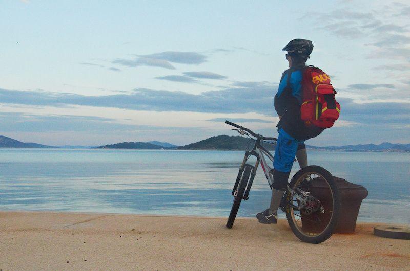 Bike and sail Croatia