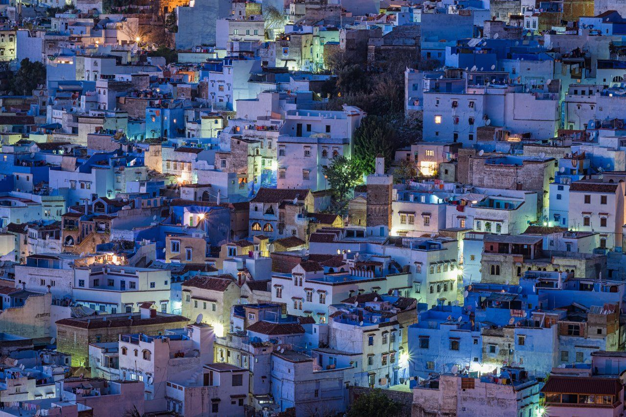 Inside Morocco S Blue City Chefchaouen Morocco City And