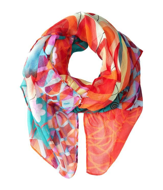 A roundup of eight scarves that make great gifts