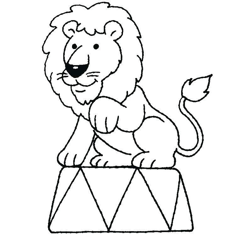 112 Dessins De Coloriage Tigre A Imprimer Maternelle Dessin