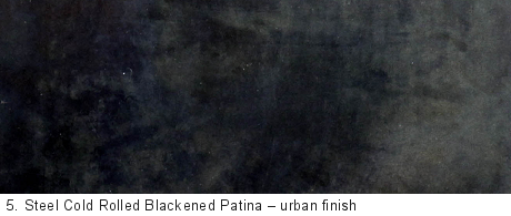 Steel Cold Rolled Blackened Patina Steel Textures Blackened