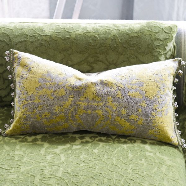 Designers Guild Fabric Calista Mimosa Cushion Covers