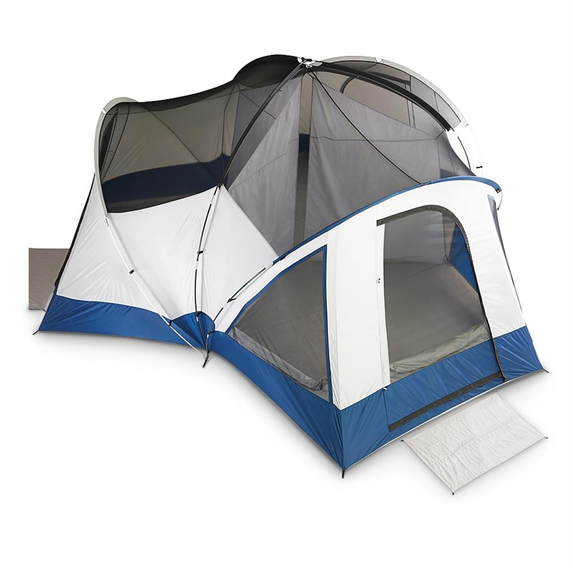 Ridgeway by Kelty® Skyliner 14 Person Cabin Tent u2022 With rainfly  sc 1 st  Pinterest & Ridgeway by Kelty® Skyliner 14 Person Cabin Tent u2022 With rainfly ...